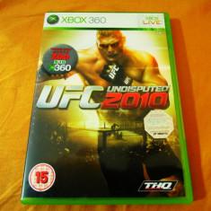 Joc UFC 2010, XBOX360, original, alte sute de jocuri! - Jocuri Xbox 360, Sporturi, 3+, Multiplayer