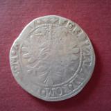 Moneda Medievala, Europa, An: 1637 - 2/3 TALER EMDEN - FERDINAND III (1637-1657)