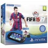 Consola SONY PS Vita Wi-Fi + FIFA 15 + 4GB
