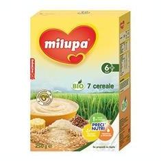 Milupa Bio 7 Cereale 6+Luni 250gr Cod: 4008976050131