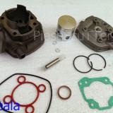 Kit Cilindru / Set Motor + CHIULOASA Scuter KTM Ark ( 80cc - racire apa )