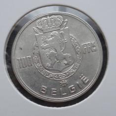 Moneda argint 100 Francs - Franci Belgia - Belgieni 1951