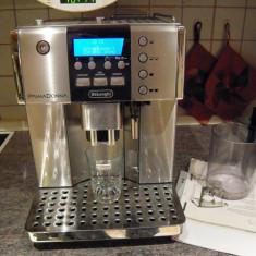 Delonghi Primadonna cel mai bun model ESAM6600 expresor cafea masina automata cafea - Espressor automat Delonghi, Cafea boabe, Espresso, 19 bar, 2 l, 1600 W
