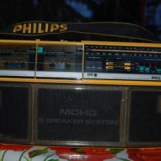 Radiocasetofon portabil PHILIPS D8304