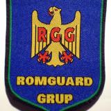 5.493 ROMANIA ECUSON RGG ROMGUARD GRUP 104/82mm
