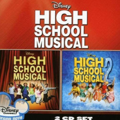 OST - High School Musical 1+2 ( 2 CD ) - Muzica soundtrack