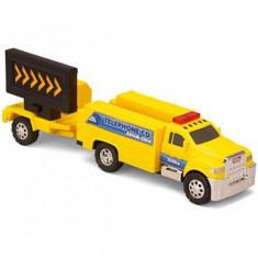 Masinuta de jucarie - Masina de Interventie cu Avertizor Arrows