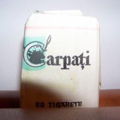Pachet tigari Carpati de colectie