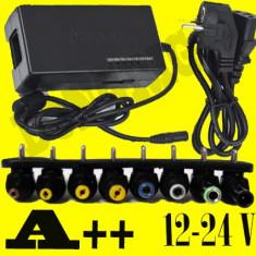 Incarcator Laptop Alta, Universal - INCARCATOR LAPTOP UNIVERSAL 12 - 24 V