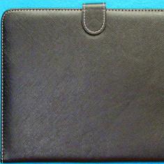 HUSA-Husa tableta cu tastatura din piele-Tastatura tableta -, Universal
