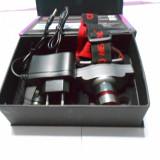 CREE XML T6 LED Lanterna Tank007 FRONTALA Profesionala cu Lupa Zoom 3 Faze -auto +casa