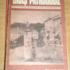 CC33 - ORAS PATRIARHAL - CEZAR PETRESCU - EDITATA IN 1982 - Roman