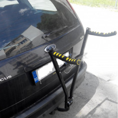 Suport pentru 2 biciclete cu fixare pe carlig - Suport Bicicleta