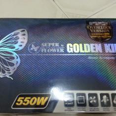 Sursa Super Flower Golden King 550W [SF-550P14PE] - Sursa PC Super Flower, 550 Watt