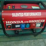 Vand generator HONDA EM 5500 CXS - Generator curent, Generatoare cu automatizare