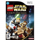 Lego Star Wars The Complete Saga Wii