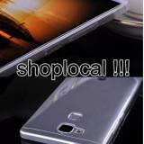HUSA Huawei Ascend Mate7 mate 7 silicon transparenta subtire 0.5mm tpu +folie - Husa Telefon