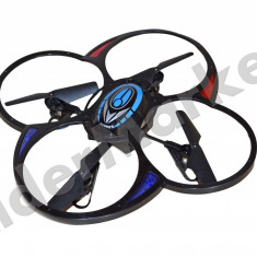 Drona - Quadcopter aircraft cu Gyro 21 x 21 cm