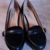 Pantofi mar.36 - Pantof dama, Culoare: Negru