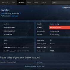 Vand Cont Steam - Super Oferta Altele, Shooting, Toate varstele, Multiplayer