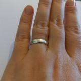Verigheta argint simpla