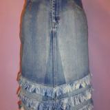 Fusta jeans Levis  1005 originala
