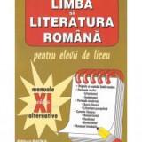 Mariana Badea - Limba si literatura romana - clasa a XI-a - 7530 - Manual Clasa a XI-a
