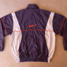 Geaca barbati - Geaca primavara / toamna Nike; marime S (173 cm inaltime), vezi dim.; impecabila