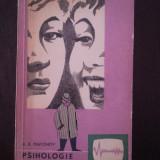 PSIHOLOGIE DISTRACTIVA -- K.K. Platonov -- 1964, 378 p.