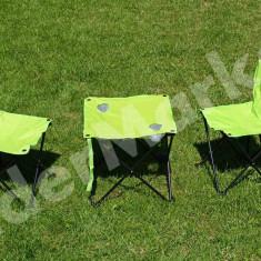 Set masa si scaune pentru camping, picnic si plaja - Mobilier camping