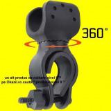 SUPORT bicicleta CAUCIUCAT rotire 360'