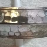 Bratara Fashion - Frumoasa bratara rigida argintie
