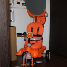 Tricicleta 4in 1 lena baby - Tricicleta copii Altele, Unisex
