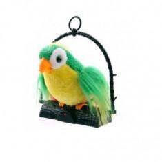 Papagal vorbitor - Figurina Animale