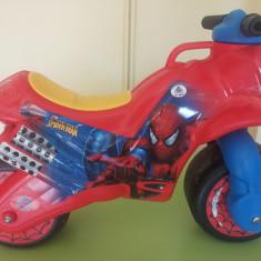 Motocicleta fara pedale Injusa, 12-24 luni, Baiat, Rosu