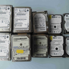 Hard Disk HDD laptop Samsung 40GB ATA IDE - TESTATE si VERIFICATE, Sub 40 GB, Rotatii: 5400, 2 MB