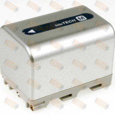 Acumulator compatibil Sony HDR-UX1 3400mAh argintiu - Baterie Camera Video