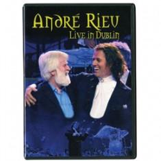 Muzica Clasica - ANDRE RIEU LIVE IN DUBLIN (DVD)