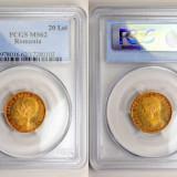 Monede Romania, An: 1906 - 20 lei 1906 moneda de aur