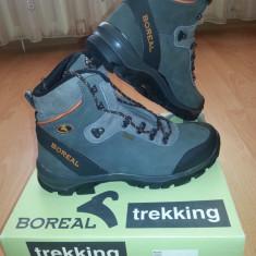Bocanci barbati, Piele naturala - Bocanci expeditie, drumetie, militari, munte, trekking, ghete 3 sezoane
