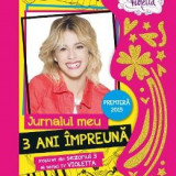 Disney Violetta - Jurnalul Meu. 3 Ani Impreuna