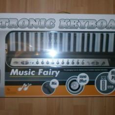Orga electronica cu usb si 61 de clape