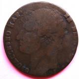 ITALIA - NAPOLI- 3 GRANA 1810, JOACHIM MURAT, RARAKM# 254, Europa, An: 1810