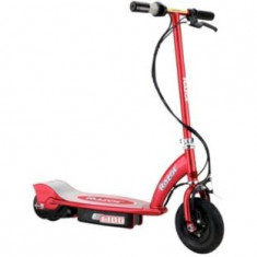 Vehicul - Trotineta electrica Razor E100, rosu