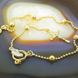Bratara Placata Cu Aur 18k , cod 654