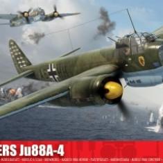 Kit constructie si pictura avion Junkers JU88-A4 - Jocuri Seturi constructie Airfix