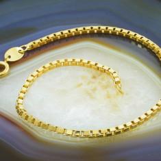 Bratara placate cu aur - Bratara Placata Cu Aur 18k, cod 670