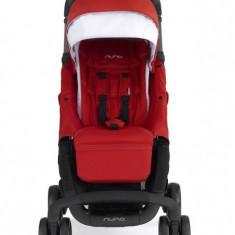 Carucior copii Sport - Carucior ultracompact Pepp Luxx Scarlet Nuna