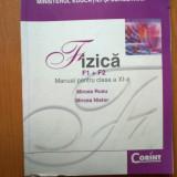 H0d Fizica F1+F2 - manual pentru clasa a XI - Mircea Rusu, Mircea Nistor - Carte Fizica