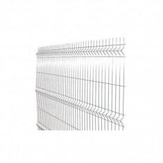 Gradinarit - Panou gard bordurat zincat - 2500 x 1700 mm